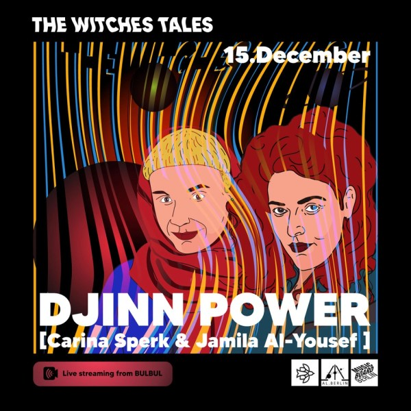 djinn power in the witches tales at bulbul al berlin