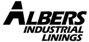 Albers Industrial Linings wordmark black