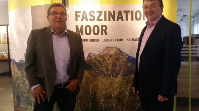 """Eröffnung Der Ausstellung """"Faszination Moor"""""""