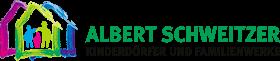 Logo Albert Schweitzer Kinderdörfer und Familienwerke