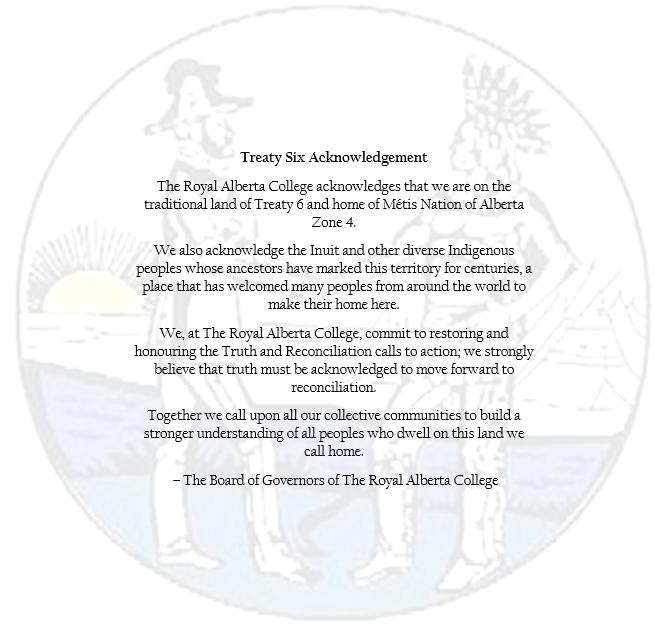 Treaty Six Acknowledgement