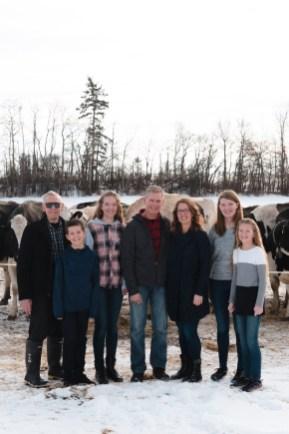 Aspenrifge Farms- Tenhove Family