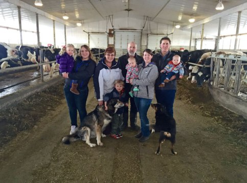 mosnang holsteins breeder of the year