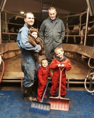 van benthem dairy sahc breeder of the year