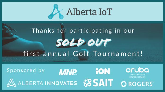 Alberta IoT Golf Tournament