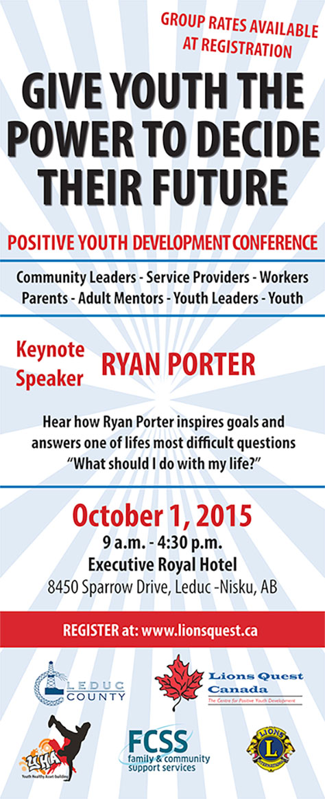 Positive Youth Development Conference 2015