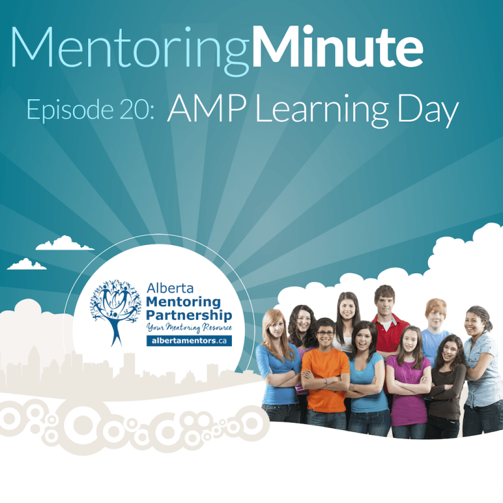 Episode 20 AMP Learning Day 2018 - MentoringMinute Podcast