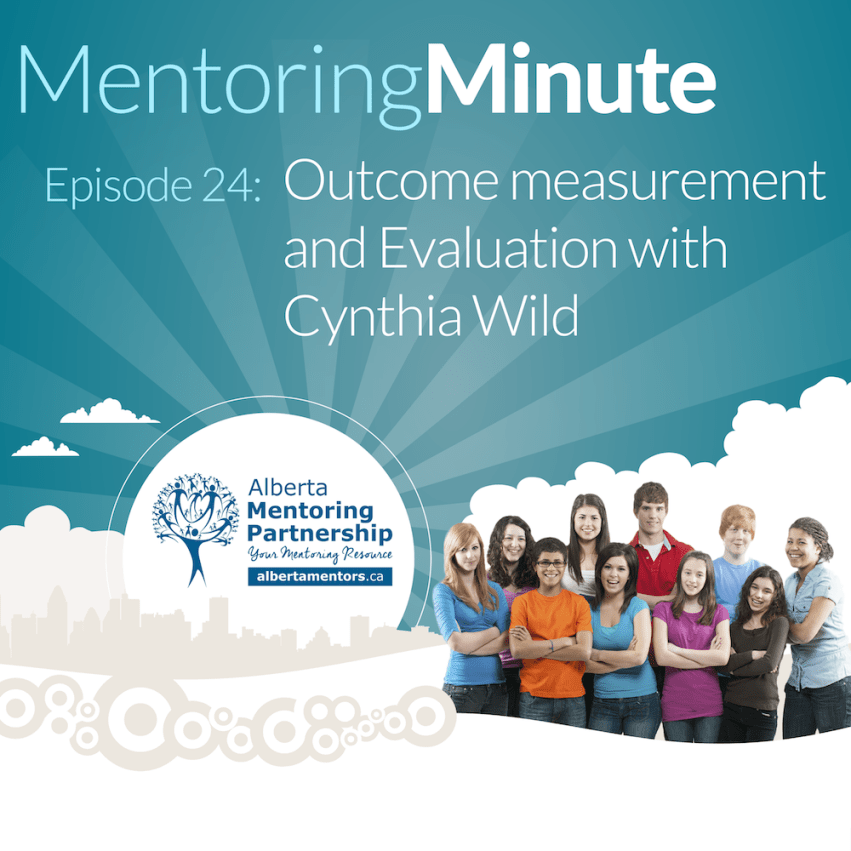 Outcome measurement and Evaluation with Cynthia Wild