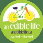 an edible life logo