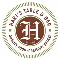 hart's table logo