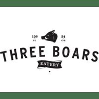 Three Boars Eatery logo