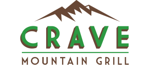 crave mountain grill logo