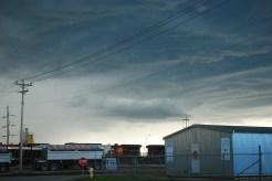 Weak cell coming into Wetaskiwin
