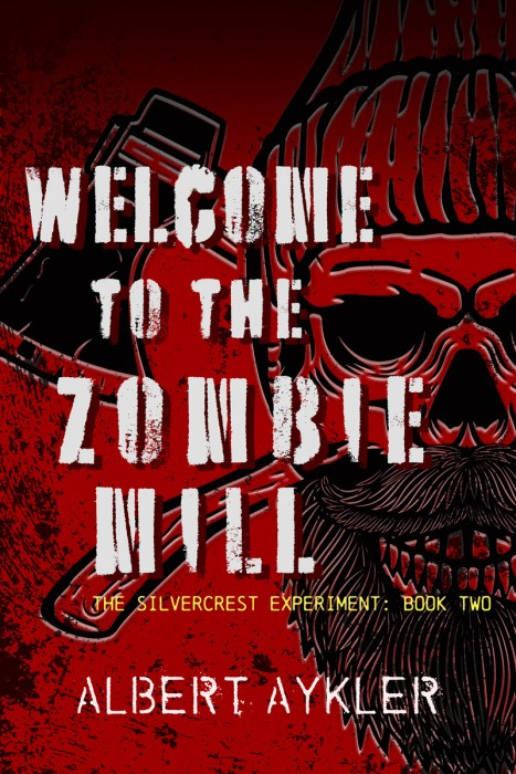 Welcome to the Zombie Mill by Albert Aykler