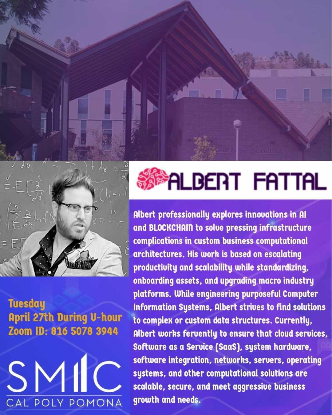 Albert Fattal Blockchain The Future of Money