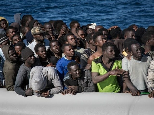 Image result for migrants invade europe