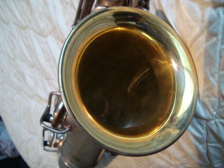 Conn Chu Berry alto sax 1928 | Albert Mensinga