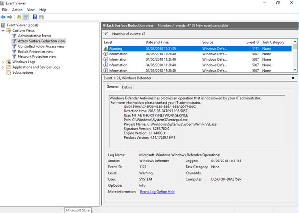 Part 8 – Configure Microsoft Intune – Windows Defender ...