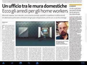 Intervista Giornale di Sicilia: