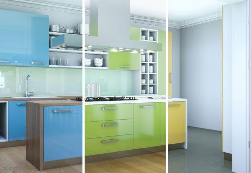 Rinnovo cucine cambia solo le ante della tua cucina - Ante cucina fai da te ...