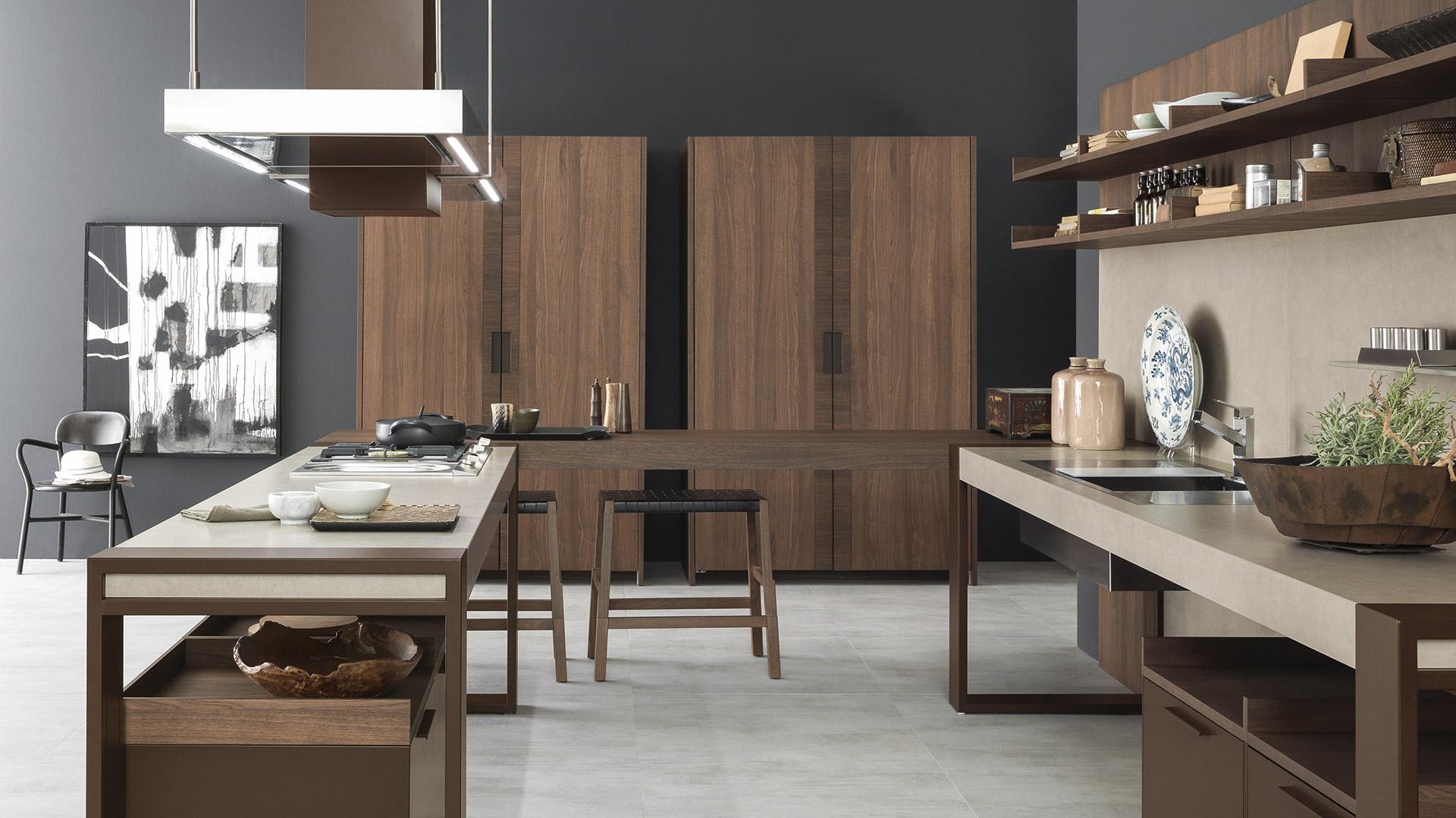 Pedini Cucine, Bagni e Living di Design. Un fuoriclasse \