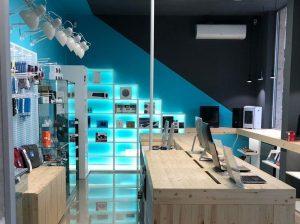 ClickHelp nuovo store Palermo.