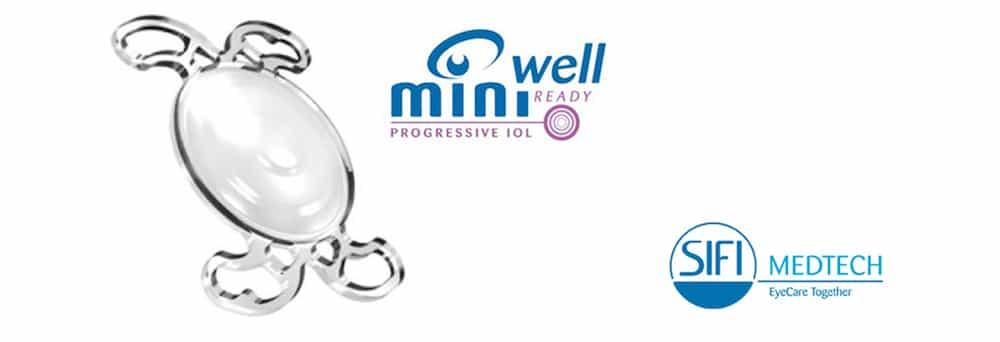 MINI WELL READY IOL (SIFI Medtech) 3
