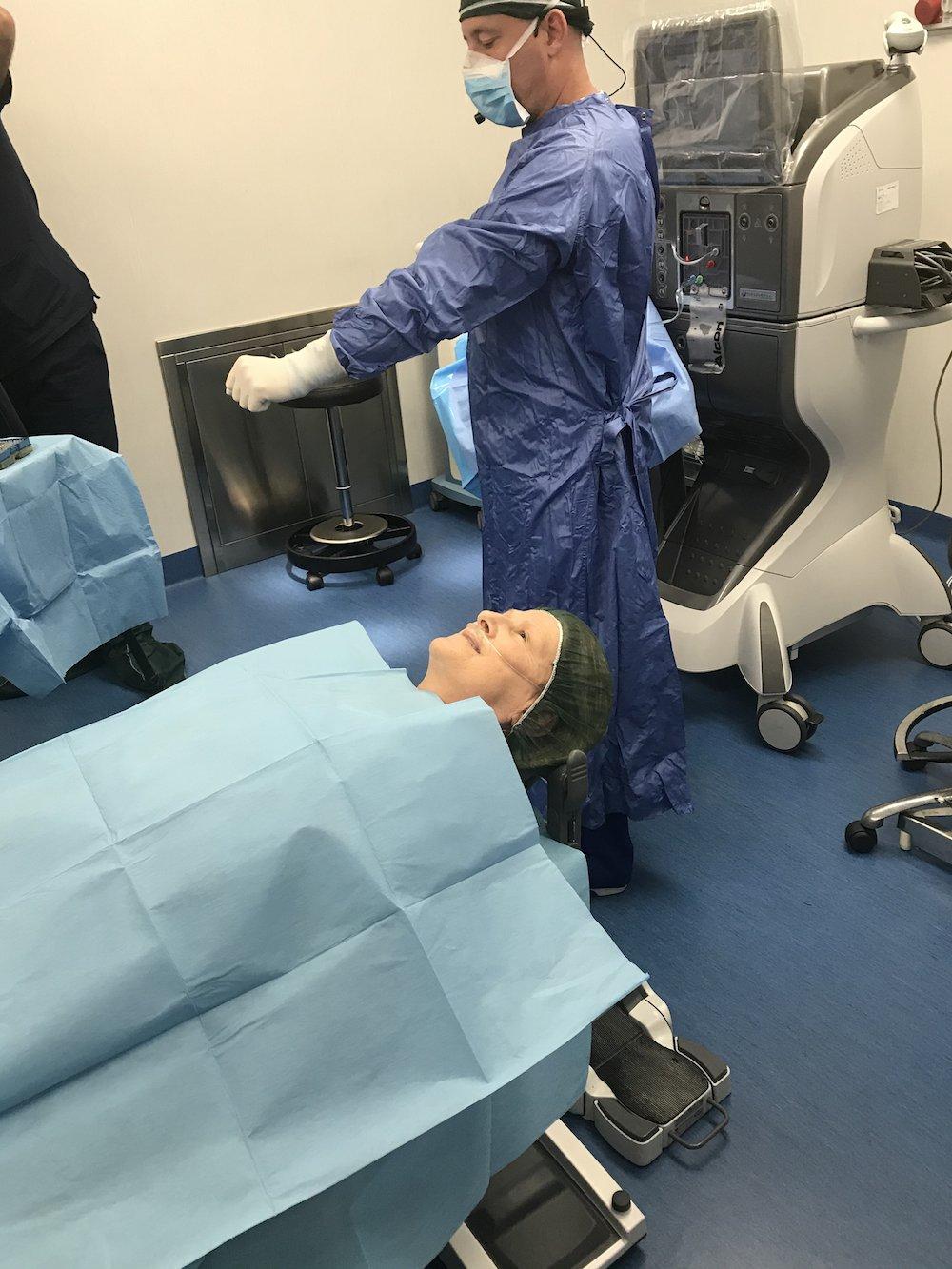 live surgery napoli