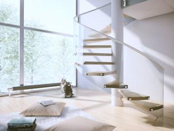 R16 Staircase Scene (basic) | 2014