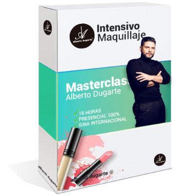 Masterclass Maquillaje Alberto Dugarte