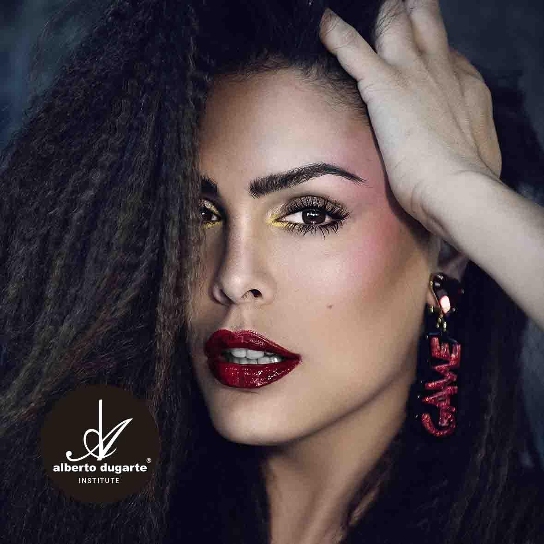 Curso maquillaje madrid examen (11 de 34)