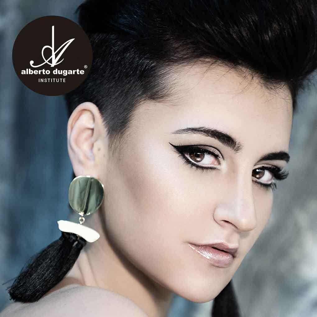 Curso maquillaje madrid examen (12 de 34)