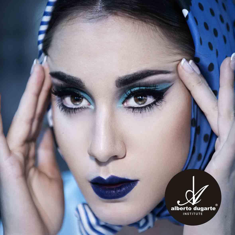 Curso maquillaje madrid examen (24 de 34)