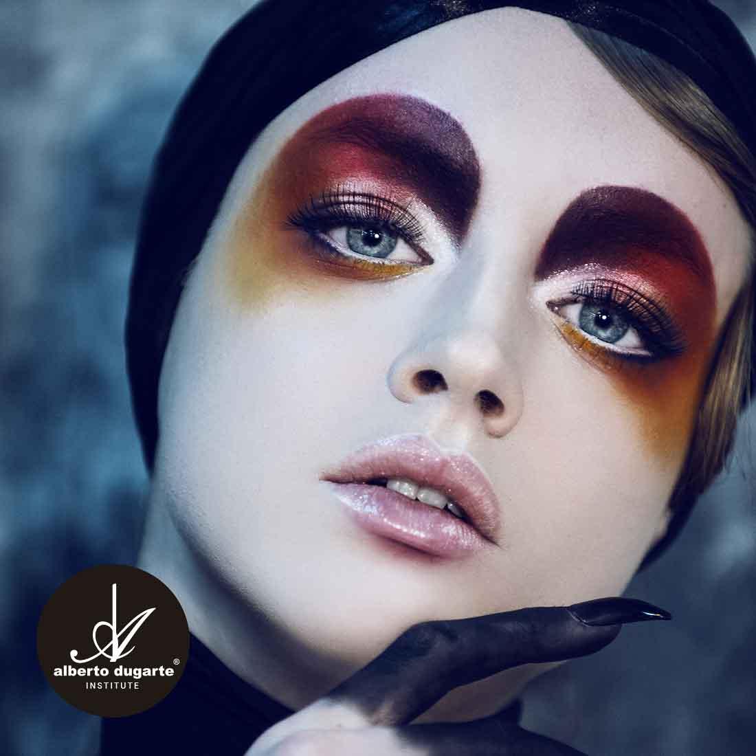Curso maquillaje madrid examen (32 de 34)