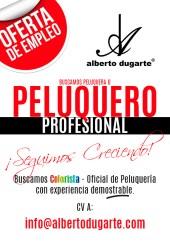 Buscamos Peluquero Colorista en Madrid Oferta de Empleo