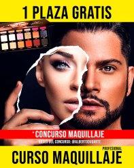 Concurso de Maquillaje con la Paleta de Sombras