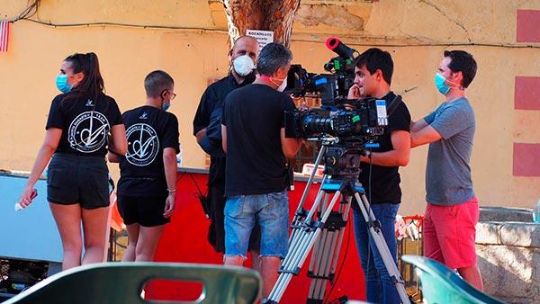 PELUQUERIA DE PLATÓ. Dirección de Maquillaje de Cine y Televisión.