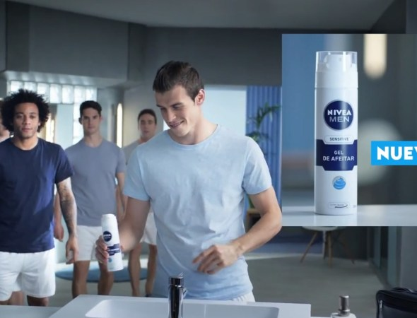 NIVEA MEN - SENSITIVE