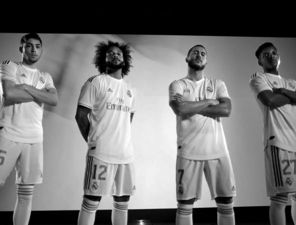 NIVEA Black & White Real Madrid