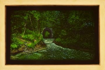 Biological Regionalism: Glen Mills Falls (Old Portage Road Falls), Westfield, New York