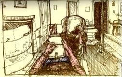 Sketchbook E 13 - Martha's Vineyard, MA