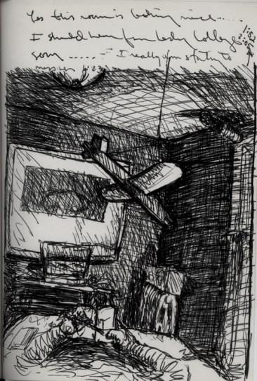Sketchbook F 9 - Arlington, MA