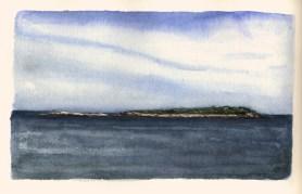 Sketchbooks L 21 - Magnolia Beach, MA