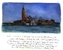 Sketchbooks L 18 - Venice, Italy