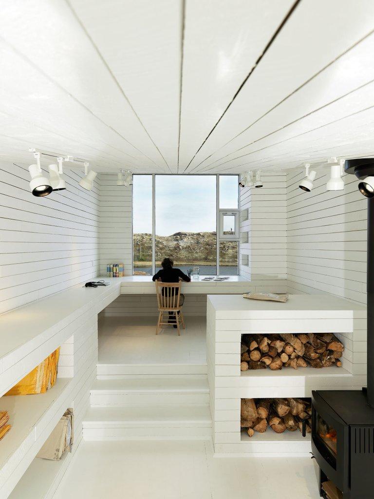 bridge studio interior