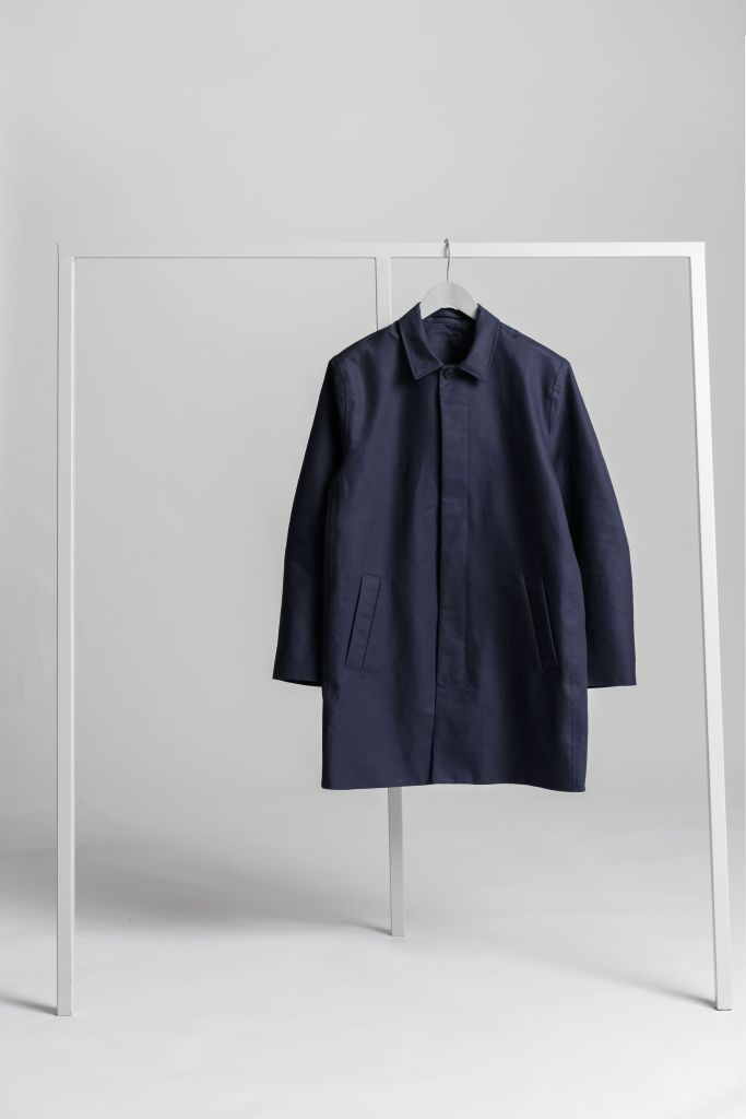 asket sustainable menswear