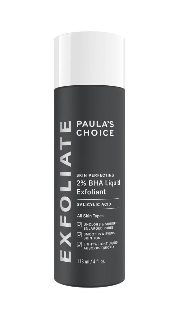 paulas choice bha 2 mens skincare routine