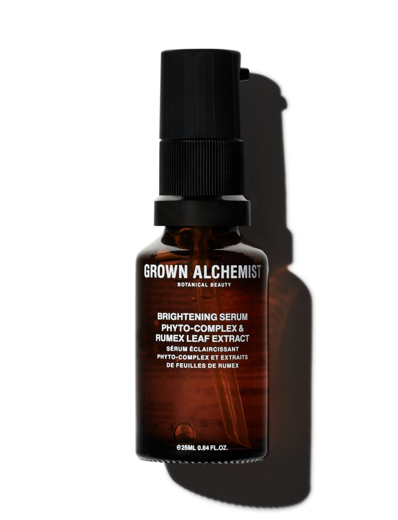 grown alchemist brightening serum