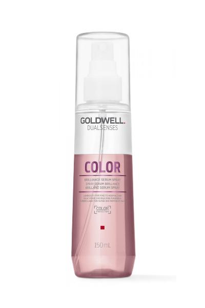hair colour protecting spray serum