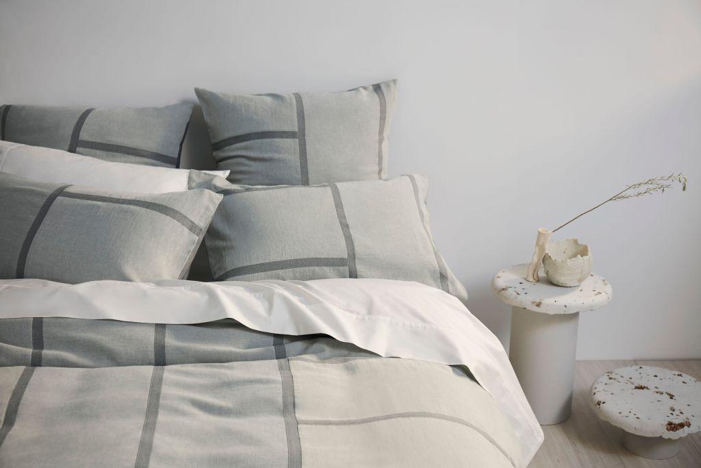 Sheridan x Jack + Jack bedding hemp cotton